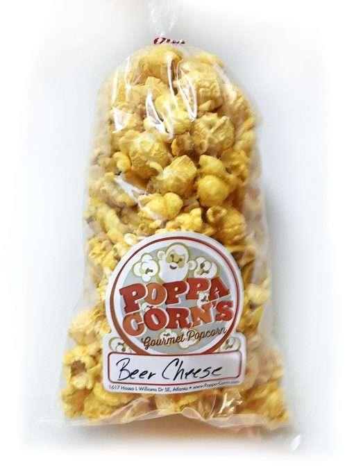 beer cheese popcorn