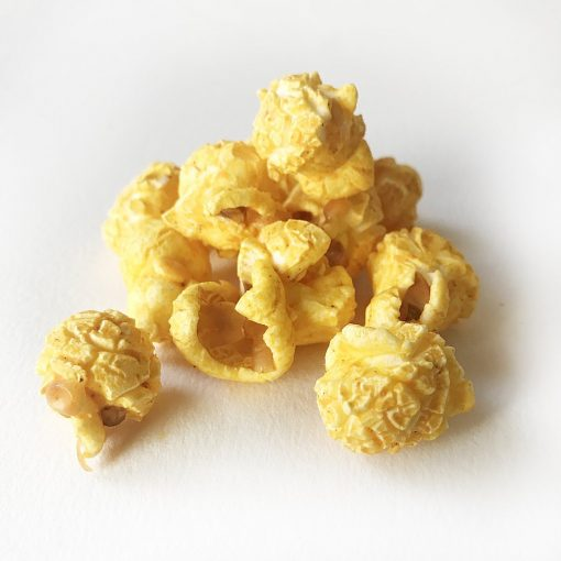 hot and spicy cheese popcorn