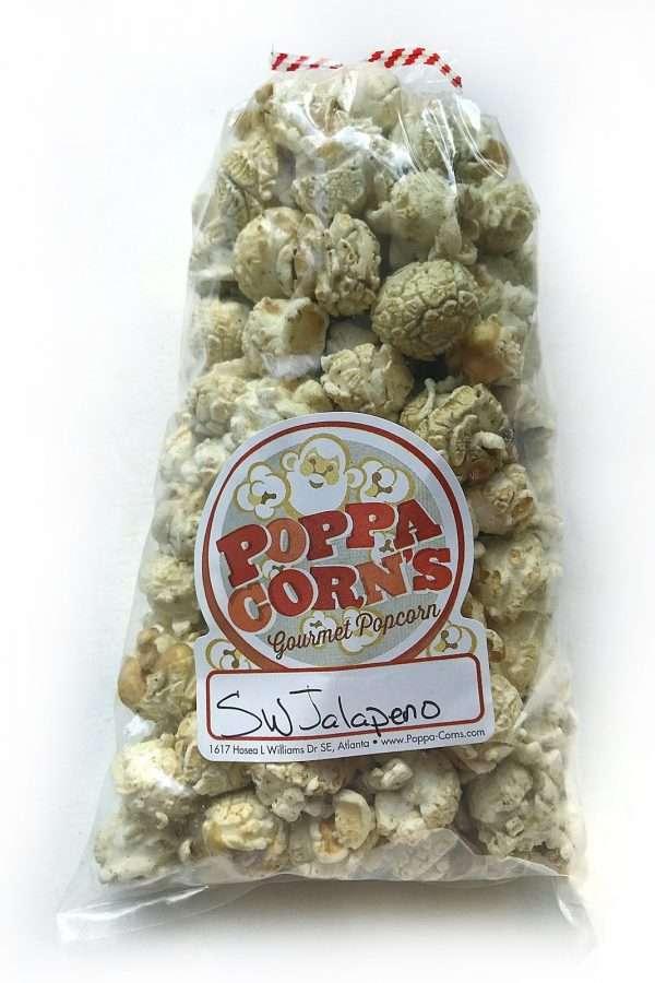 southwest jalapeno popcorn